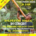 Concert instrumental Le-didgeridoo