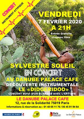 """Concert Instrumental """"Le Didgeridoo"""""""