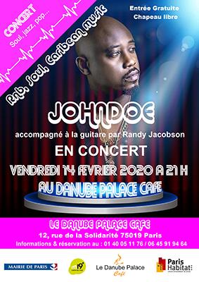Concert John Doe
