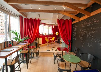 Le Danube Palace Café